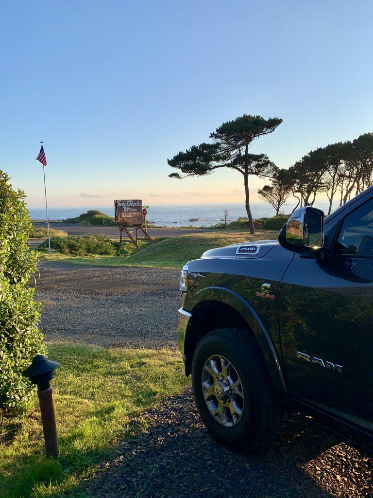 Seal Rock Cove RV Site
